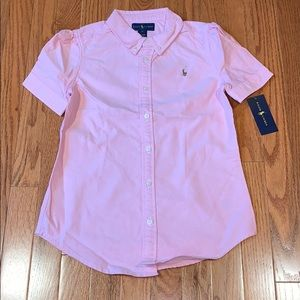 Polo Ralph Lauren Oxford for girls